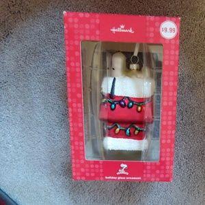 Hallmark Snoopy Ornament